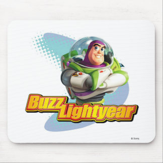 Buzz Lightyear Mouse Pad