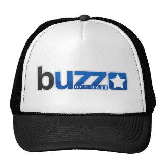 Buzz Off Base Trucker Hats