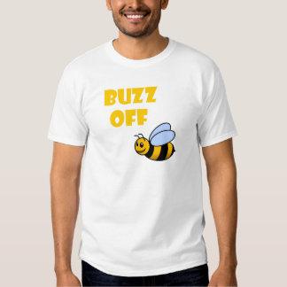 buzz off shirts