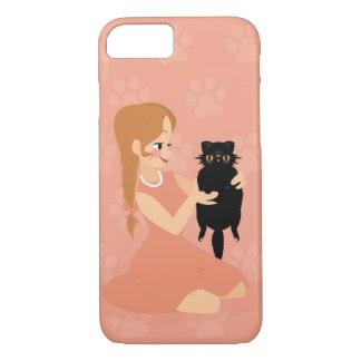 Buzz the Three-Legged Cat iPhone 8/7 Case