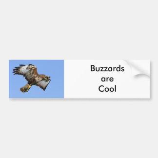 Buzzard  1 car bumper sticker