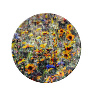 Buzzer Meadow Plate