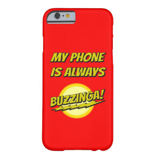 Buzzinga Barely There iPhone 6 Case