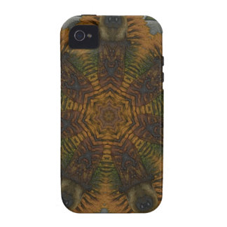 Buzzy Bees iPhone 4 Case