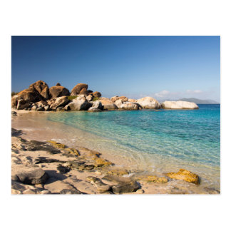BVI, Virgin Gorda, The Baths National Park Postcard