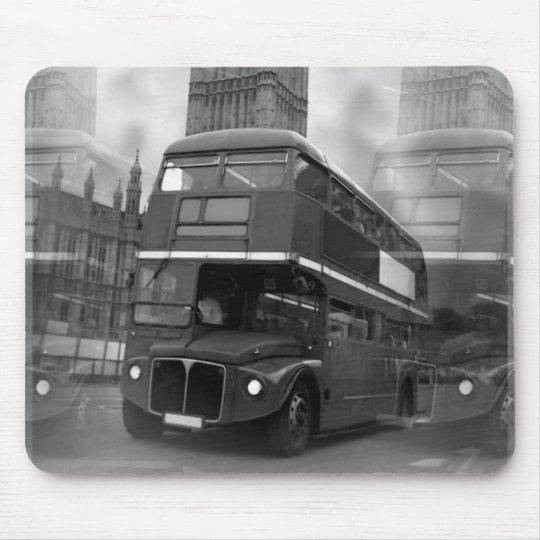BW Black & White London Bus & Big