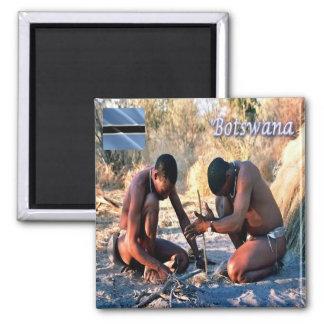 BW - Botswana - BushmenSan Magnet