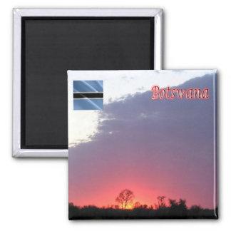 BW - Botswana - Sunrise Magnet