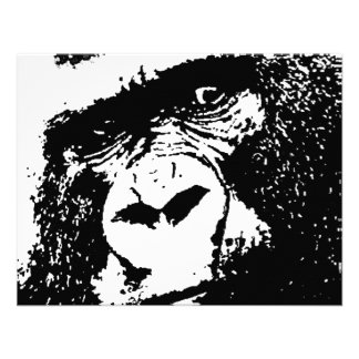 BW Gorilla Face Custom Announcements