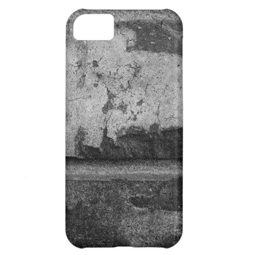 BW Grunge Brick Texture Photography iPhone 5C Cases