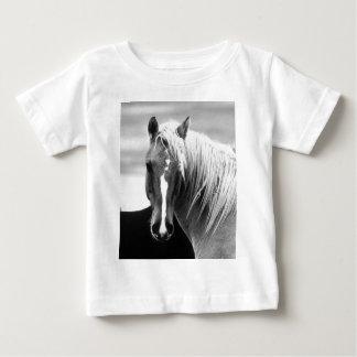 BW Horse Portrait Shirt