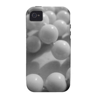 BW Pearl Photo iPhone 4 Cases