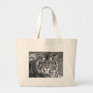 BW Tiger Jumbo Tote Bag