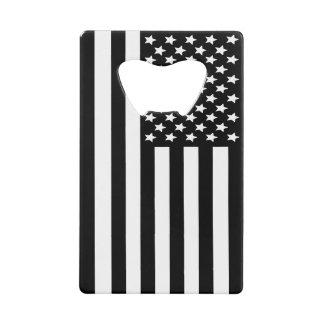 BW US Flag