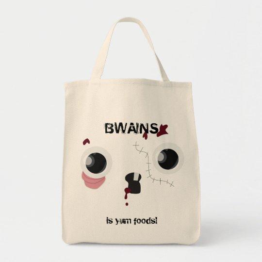 BWAINS TOTE BAG
