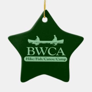 BWCA Ornament in Green