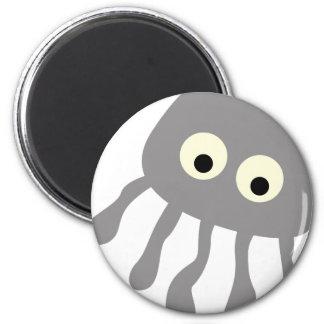 BWhaleAFP11 6 Cm Round Magnet