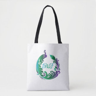 BWL Family Plain Logo Tote Bag