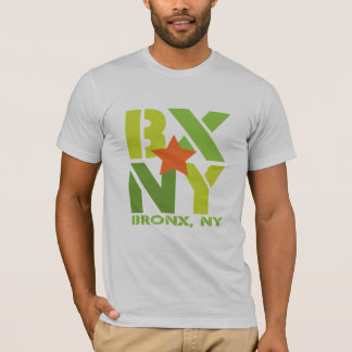 BX Bronx Green T-shirt