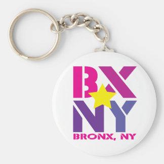 BX Bronx Keychain