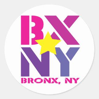 BX Bronx Sticker