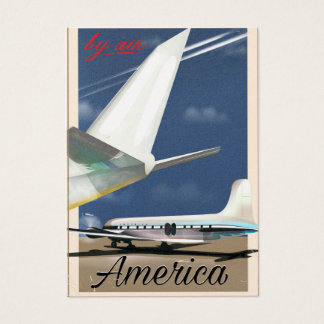 By Air - America
