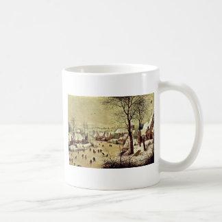 By Bruegel D. Ä. Pieter (Best Quality) Basic White Mug
