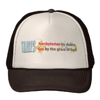 By Choice with TAMFS logo - Hat