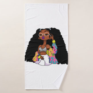 by Eddie Monte' Becky boo towels