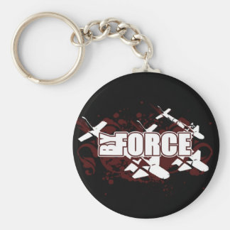 BY FORCE KEYCHAIN