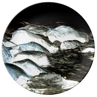 By Frank Mothe. 2014. Porcelain Plate