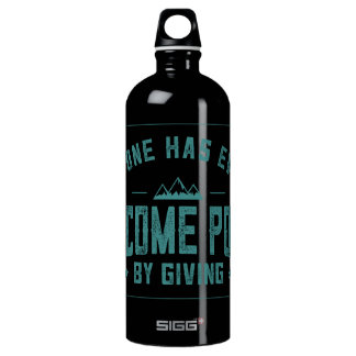 By Giving SIGG Traveller 1.0L Water Bottle