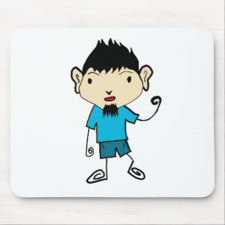 by Jaidee Family Mouse Pad