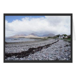 By Loch Kishorn, Scotland Card