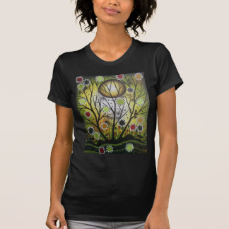 By Lori Everett_ Day Of The Dead,Mexican,DOD T-Shirt