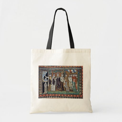 By Meister Von San Vitale In Ravenna (Best Quality Tote Bags