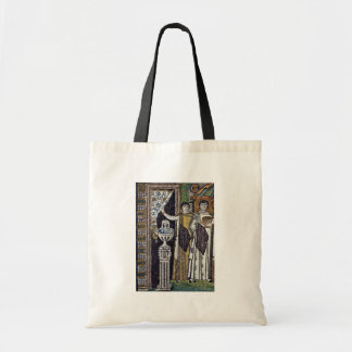 By Meister Von San Vitale In Ravenna (Best Quality Budget Tote Bag