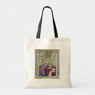 By Melozzo Da Forl㬠(Best Quality) Canvas Bag