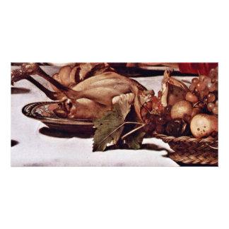 By Michelangelo Merisi Da Caravaggio Custom Photo Card