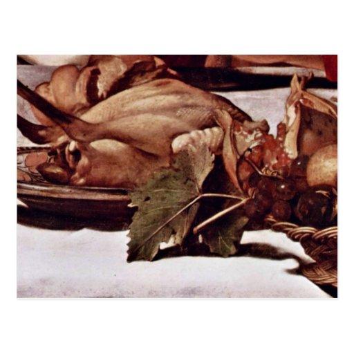 By Michelangelo Merisi Da Caravaggio Post Cards