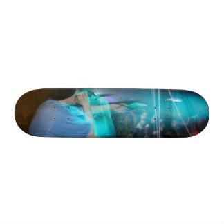 By MissAim 19.7 Cm Skateboard Deck