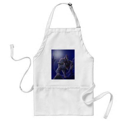 By Moonlight Apron