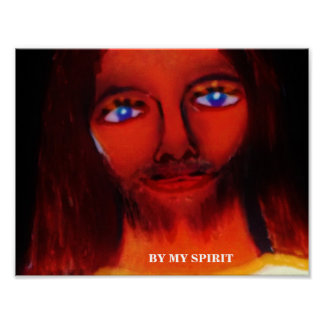 BY MY SPIRIT POSTER