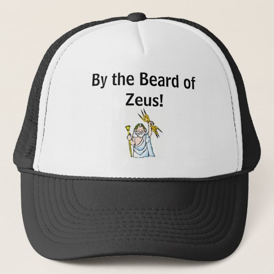 By the Beard of Zeus! cap