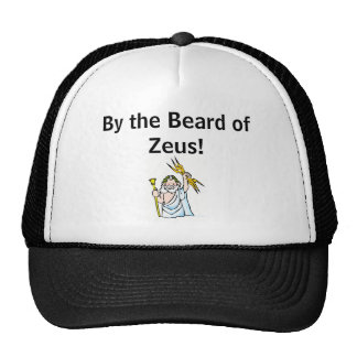By the Beard of Zeus cap Mesh Hat