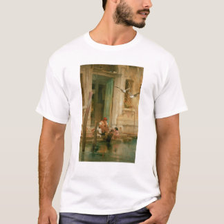 By the Canal, Venice T-Shirt
