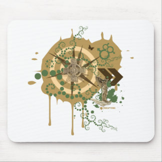 By The Cross Mousepad