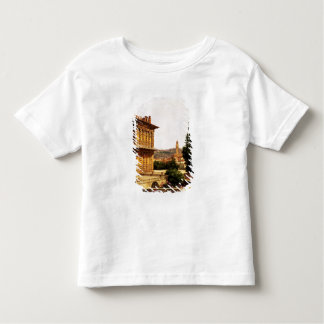 By the Pitti Palace, Florence Toddler T-Shirt