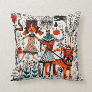 By the River Cushion