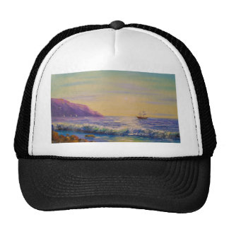 By the sea cap